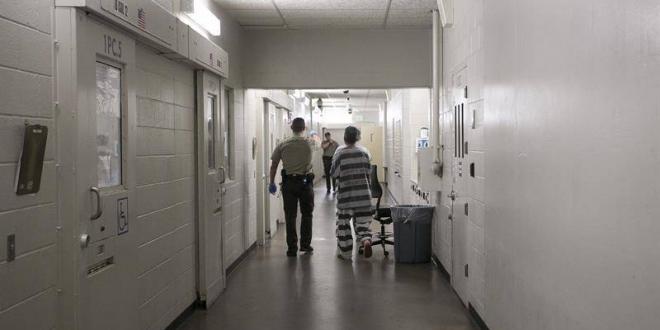 Cárcel en Arizona, EEUU. Archivo