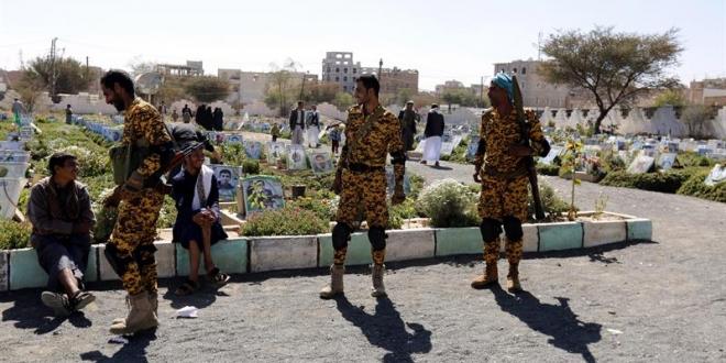 Militares del Ejército de Yemen. Archivo