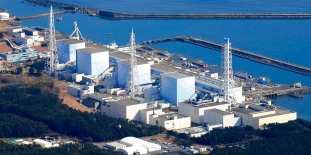 Central nuclear de Fukushima. Archivo
