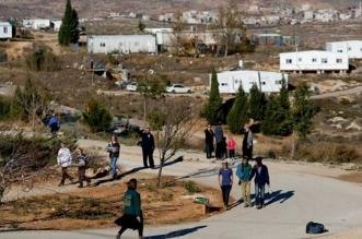 Colonia de Amona, Cisjordania. Redes