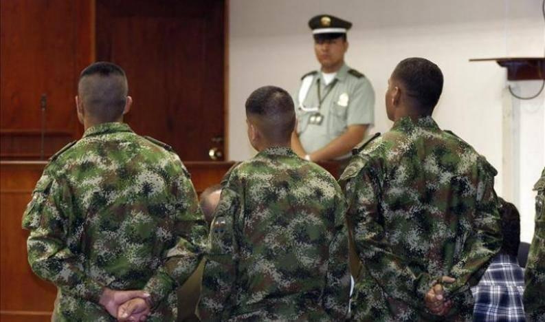 Confirman en Colombia sentencia a militares por ejecuciones extrajudiciales  – Diario Digital Nuestro País