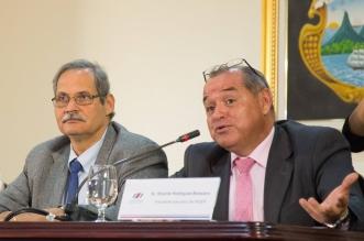 Ricardo Rodríguez Barquero - Presidente de INDER Imagen ilustrativa