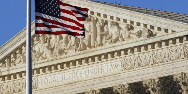 Corte Suprema de EEUU. Archivo