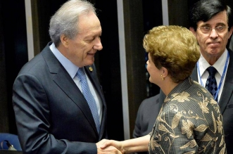 Dilma Rousseff. Elpais.cr