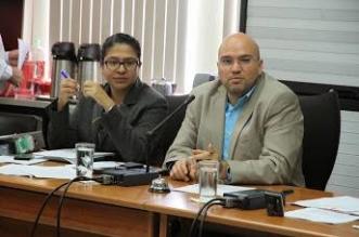 Edgardo Araya defensor del proyecto presentado por su compañero de partido, José María Villalta.