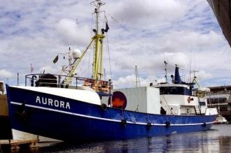 El barco del aborto. Redes
