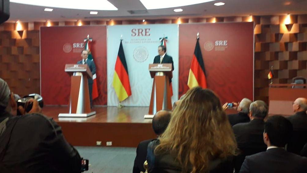 84fbbcc826e3 México y Alemania comienzan nueva etapa de «Alianza para el Futuro ...