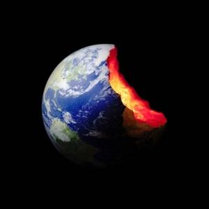 El corazón de la Tierra. ibtimes.co.uk