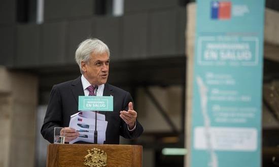El presidente de Chile, Sebastián Piñera. Archivo/