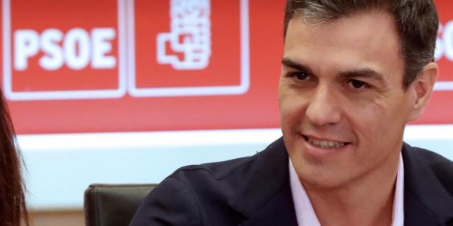 El presidente del Gobierno español, Pedro Sánchez. EFE