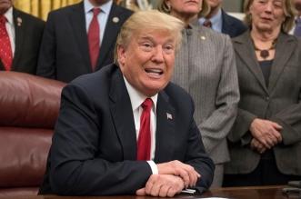 El presidente estadounidense, Donald J. Trump. Archivo