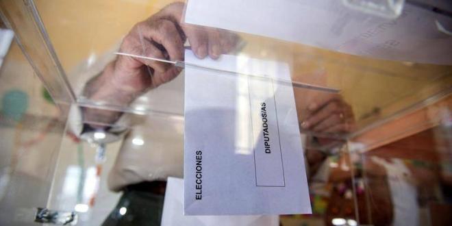 Elecciones en España. Archivo