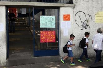 Escuela argentina. Archivo EFE