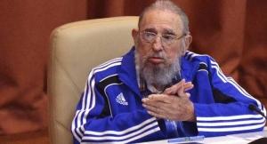 Fidel Castro Ruz. Archivo