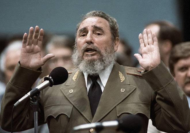 Fidel Castro. Sputnik/ Vladimir Rodionov