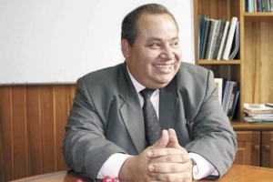 Freddy Gonzalez- Líder cooperativista.