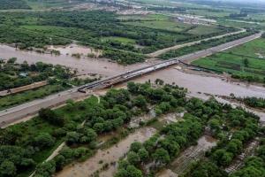 Inundaciones en Perú. EFE