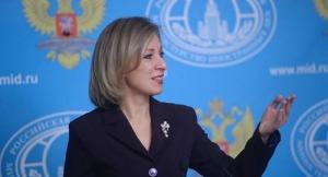 La portavoz de la Cancillería rusa, María Zajárova. Sputnik