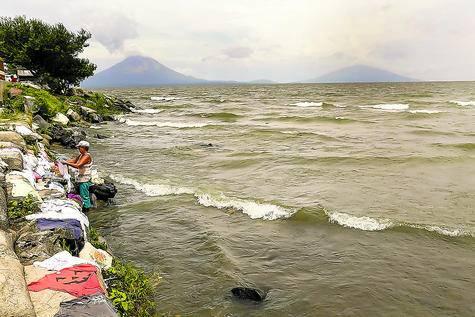 Lago de Nicaragua. EFE