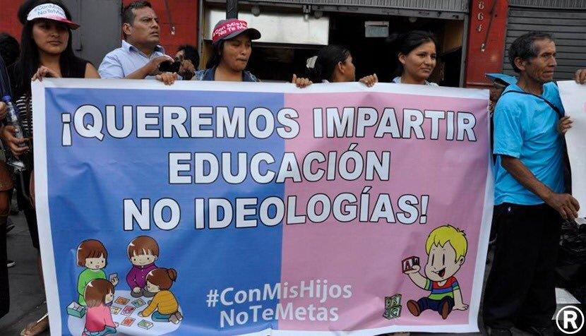 Grupo ultraconservador peruano denuncia enfoque de género ante el Tribunal  Constitucional – Diario Digital Nuestro País