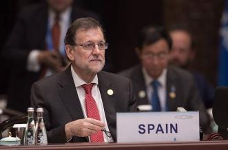 Mariano Rajoy, presidente del Gobierno español. Archivo EFE