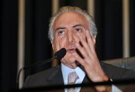 Michel Temer. EBC