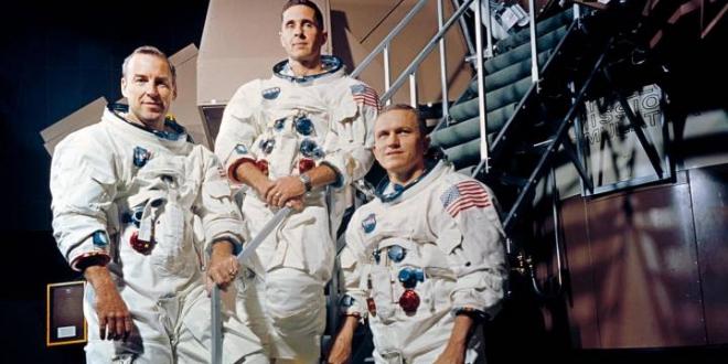 Misión del Apolo 8. NASA