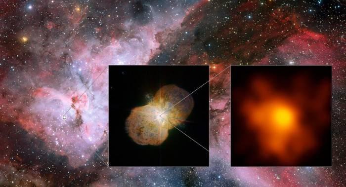 Nueva estrella que podría destruir la Tierra. Sputnik