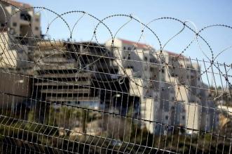 Nuevas construcciones en el asentamiento de Kiryat Arba cerca de Hebrón, Cisjordania (Palestina). EFE