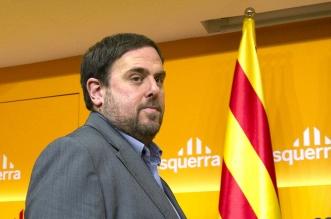 Oriol Junqueras. Archivo