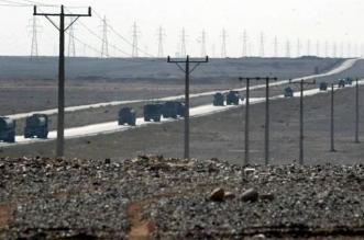 Petróleo de DAESH hacia Turquía. EFE