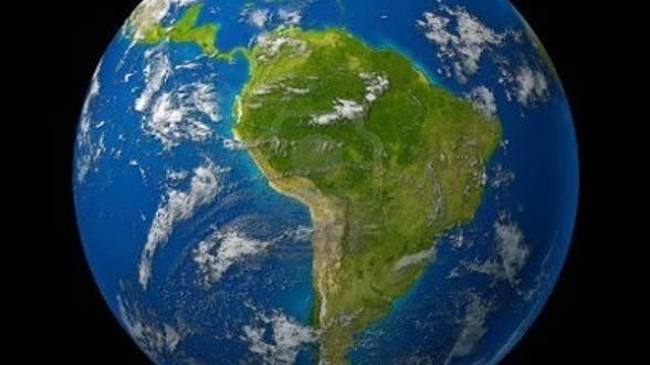 Planeta Tierra. Archivo