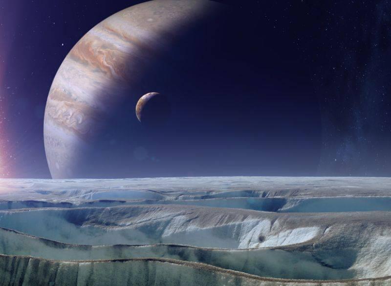 Planetas. BGR News