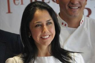 Ex Primera Dama de Perú, Nadine Heredia. Archivo