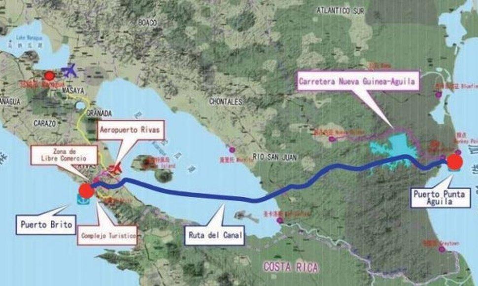 Nicaragua Kanal