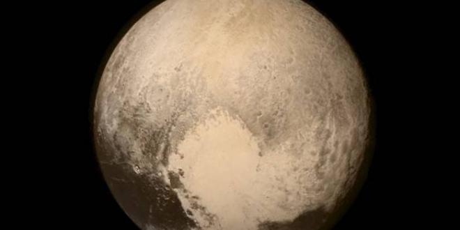 Pultón, planeta enano. NASA