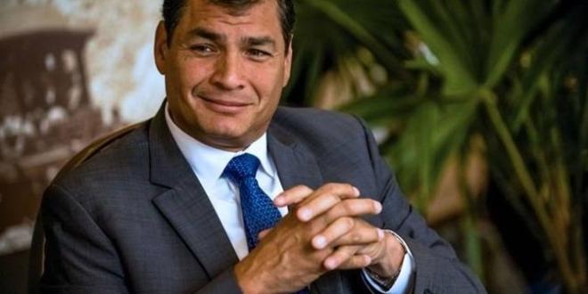 Rafael Correa Foto Andes.info.ec