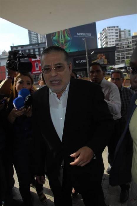 El exministro consejero de la Presidencia de Panamá y socio del bufete Mossack Fonseca, Ramón Fonseca Mora. EFE