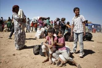 Refugiados Frontera Siria Turquía. Archivo