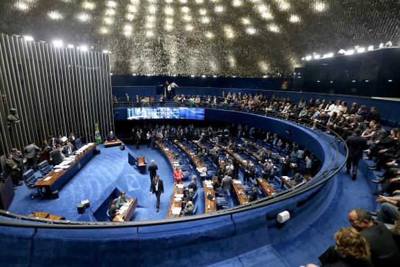 Aprueban la reforma jubilatoria en Brasil