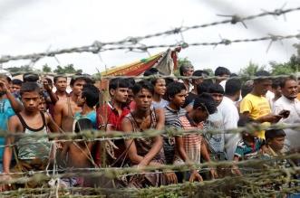 Refugiados rohinyas en Birmania. Archivo