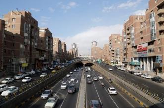 Teherán (Irán). Archivo