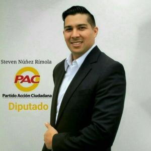 Steven Nuñez Rímola - Diputado del PAC