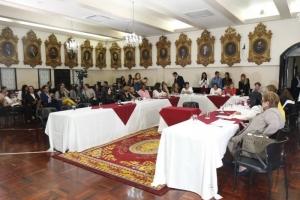 Presentación de proyecto contra el acoso callejero.