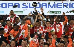 Copa Sudamericana-Independiente Santa Fe