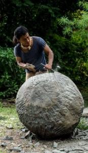 escultor-indigena
