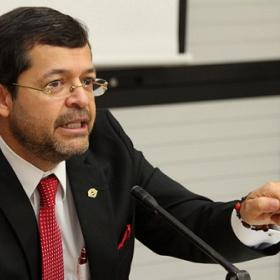 Magistrado Presidente, Carlos Chinchilla.
