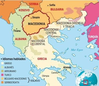 Tsipras Seria Necio No Resolver La Disputa Sobre El Nombre De