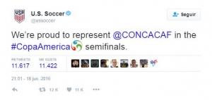 México-Chile-Copa América Centenario