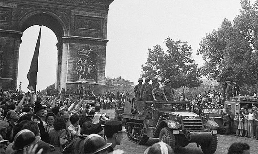 La Historia Silenciada De La Liberación De París O Las Tres Guerras De Amado Granell Diario Digital Nuestro País